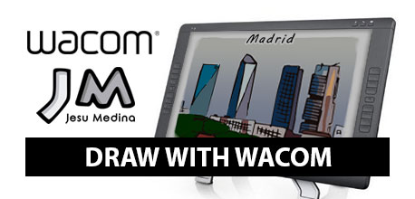 Draw with Wacom